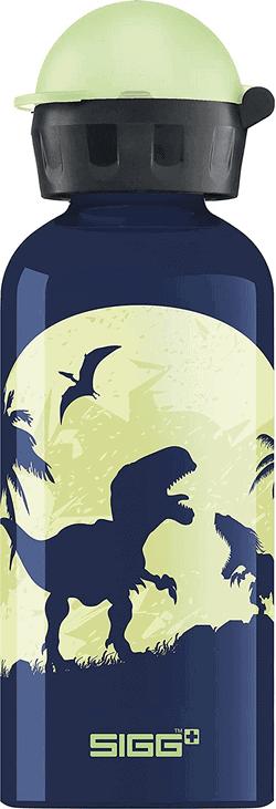 SIGG Trinkflasche Glow Moon Dinos