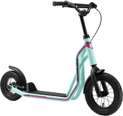 STAR SCOOTER Tretroller Kinderroller ab 6 - 7 Jahre  1210 Zoll Mixed