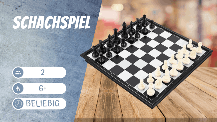 Schachspiel Brettspiel