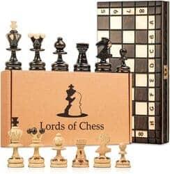 Strategie Brettspiele für Erwachsene - Schachspiel - Hiptoys