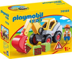 Schaufelbagger - Playmobil 1223