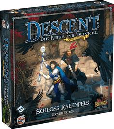 Schloss Rabenfels Erweiterung - Descent: Die Reise ins Dunkel (2. Edition)