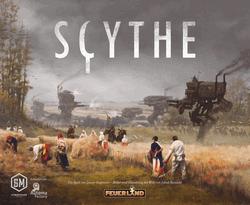 Scythe Spiel