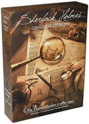 Das beste Brettspiel für Rollenspiele - Sherlock Holmes: Consulting Detective - Hiptoys