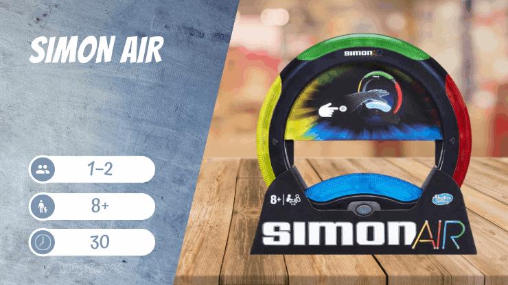 Simon Air Brettspiel