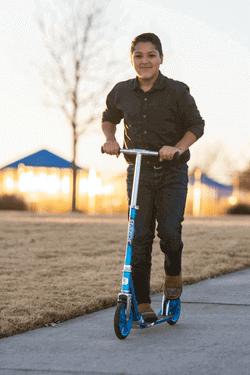 Sind höhenverstellbare Scooter besser