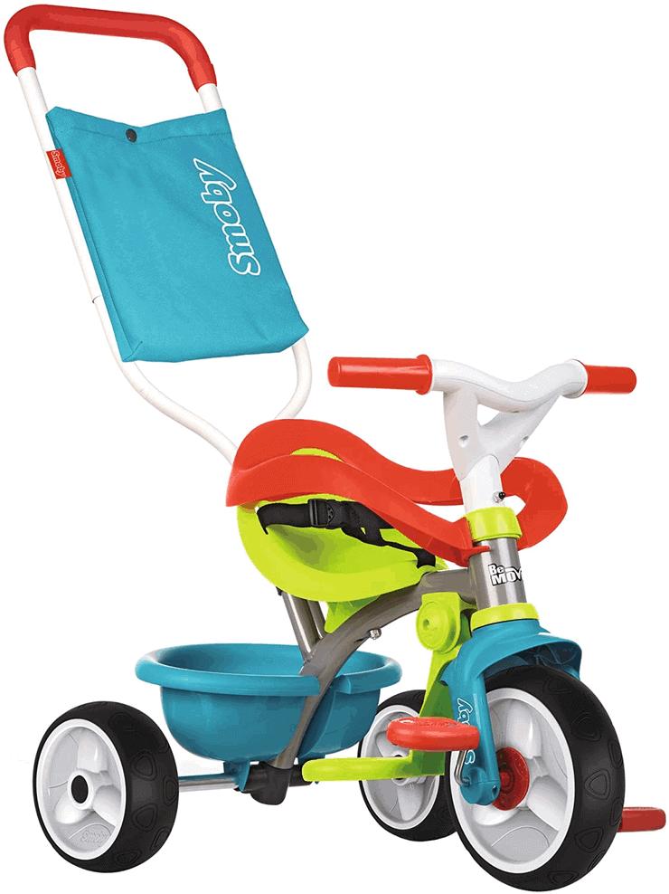 Smoby - Baby Dreirad zum Schieben