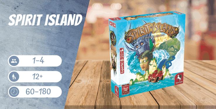 Spirit Island Brettspiel