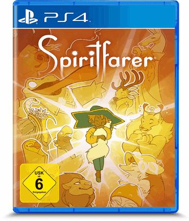 Spiritfarer Spiel