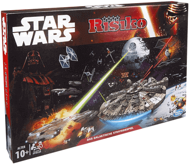 Star Wars Risiko Spiel
