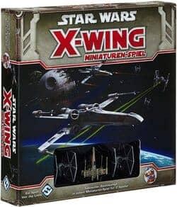 Star Wars X-Wing Spiel