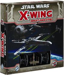 Brettspiele zu zweit - Star Wars X-Wing - Hiptoys