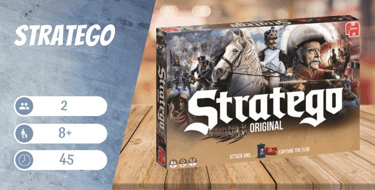 Stratego Original Brettspiel