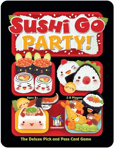 Sushi Go Party Kartenspiel