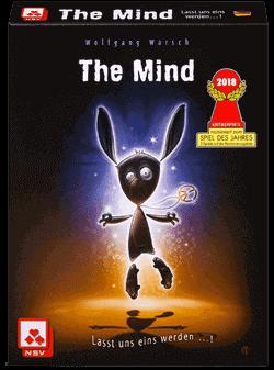 The Mind - Kartenspiel