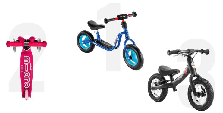 Top 10 Kinderfahrzeuge ab 2 Jahren