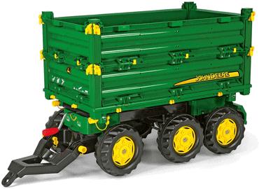 Kindertraktor John Deere 7930 Anhänger