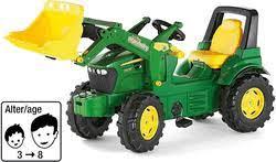 Tretttraktor John Deere 7930 welches Alter