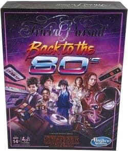 Trivial Pursuit - Back to The 80's Spiel
