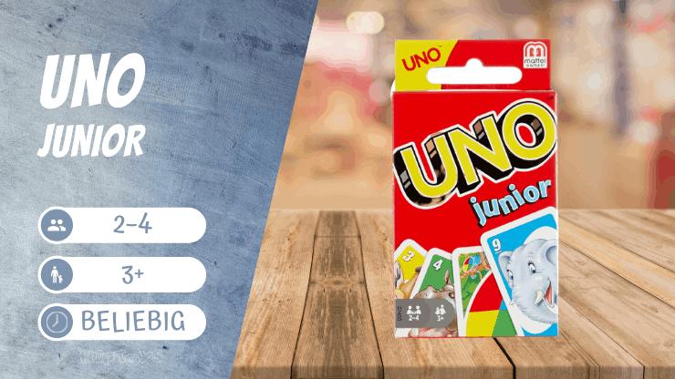 UNO Junior - Spiel