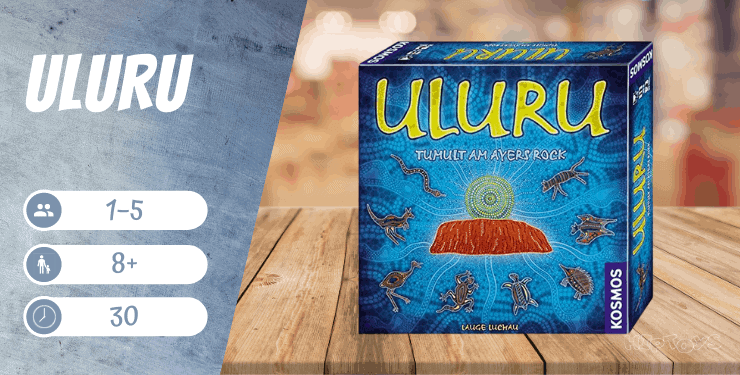 Uluru Spiel