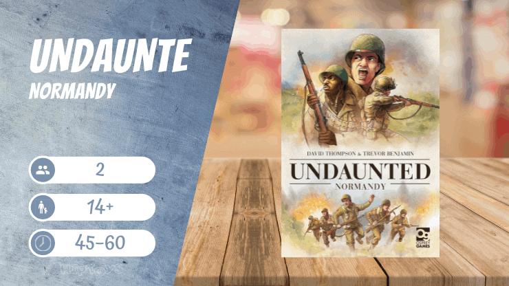 Undaunted - Normandy Spiel