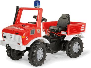 Unimog Feuerwehrauto für Kinder RollyUnimog Fire Unimog