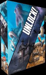 Kooperative Brettspiele für Erwachsene - Unlock - Hiptoys