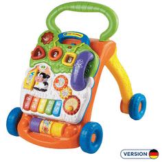 VTech Baby - Spiel und Laufwagen, EasyMail-Verpackung, bunt-grünorange
