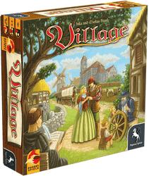Village – Kennerspiel des Jahres 2012