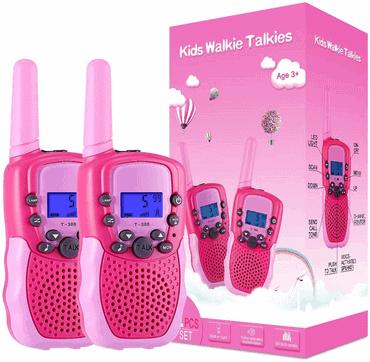 Walkie Talkies für Mädchen