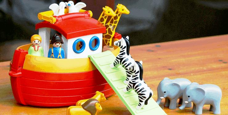 Welches Playmobil für 3 Jährige