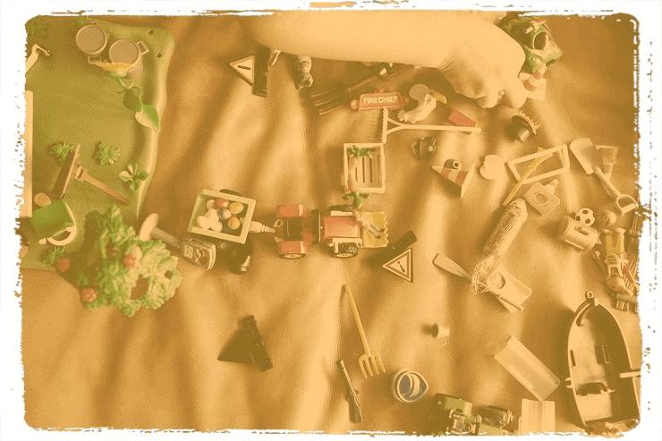 Wie bewahrt ihr Playmobil auf