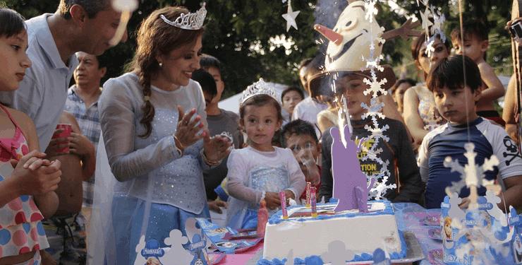 Wie viele Kinder zum 7. Geburtstag einladen