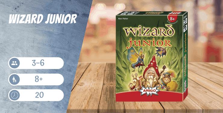 Wizard Junior Brettspiel