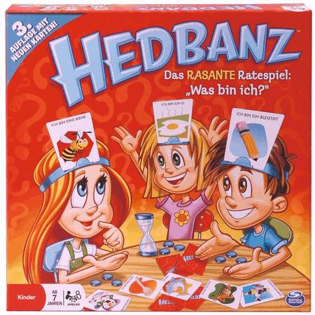 Womit spielen 6 jährige Mädchen - Hedbanz