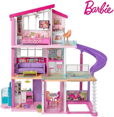 Womit spielen 6 jährige Mädchen - Puppenhaus