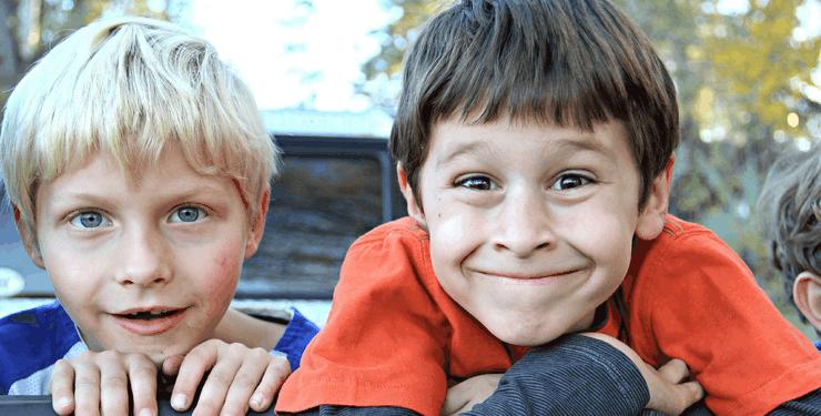 Womit spielen 7 bis 8-jährige Jungs