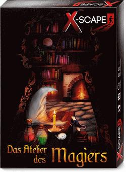 X-SCAPE Das Atelier des Magiers