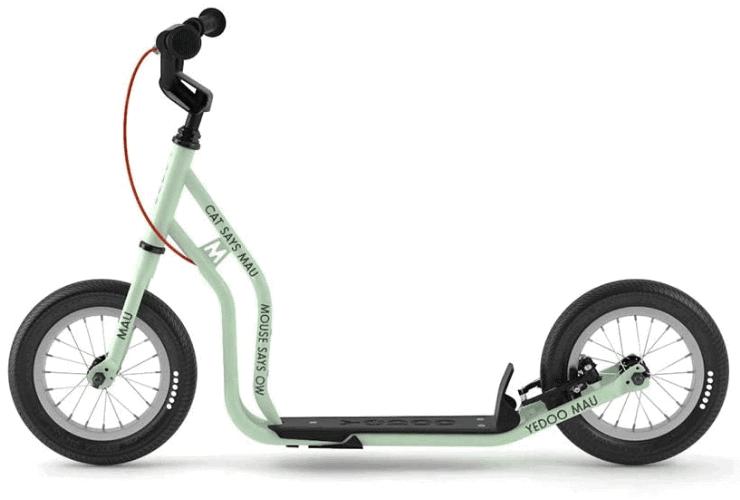 Yedoo Mau Tretroller - Roller mit Luftreifen für Kinder ab 4 Jahren