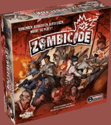Kooperative Brettspiele für Kinder - Zombicide - Hiptoys