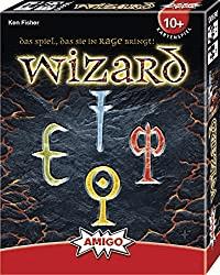 besten Gesellschaftsspiele für 10 jährige - Wizard