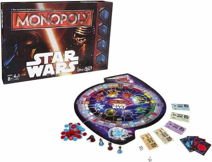 Monopoly Star Wars Edition