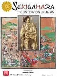 Brettspiele für 2 - Sekigahara - Hiptoys