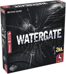 Brettspiele für 2 - Watergate - Hiptoys